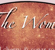 The Woman - Candle Sticker