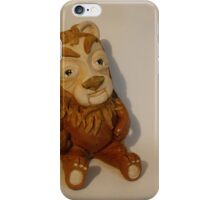 Cowardly Lion- Wizard of OZ iPhone Case/Skin