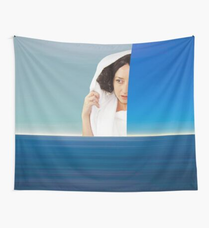 Reality check! Wall Tapestry