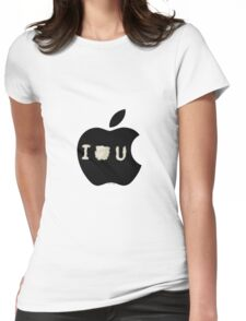 Sherlock Holmes - I O U Womens Fitted T-Shirt