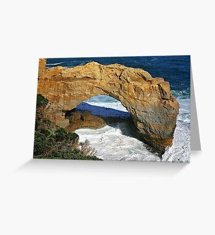 The Arch - 12 Apostles Greeting Card