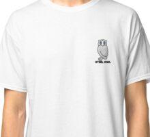 Steel Owl Design Classic T-Shirt