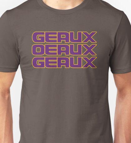 Geaux Oeaux Geaux - LSU Tigers Fan Shirt Unisex T-Shirt
