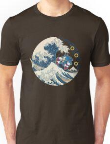 Sonic the Hedgehog - Hokusai Unisex T-Shirt