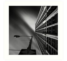 Cadillac Tower Art Print