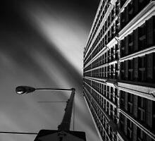 Cadillac Tower by Jon  DeBoer