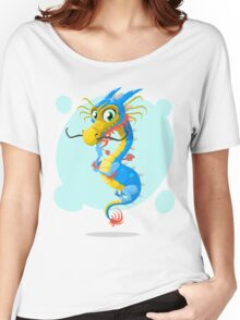 Colorful Dragon Women's Relaxed Fit T-Shirt