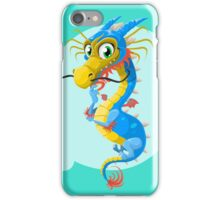 Colorful Dragon iPhone Case/Skin