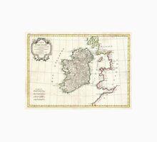 Vintage Map of Ireland (1771) T-Shirt