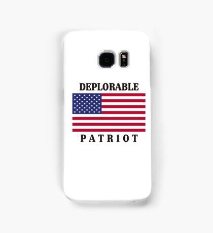 Deplorable Patriot Samsung Galaxy Case/Skin