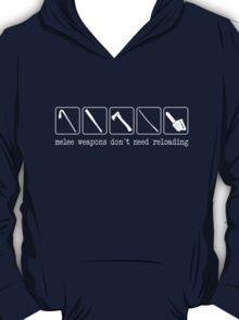 Melee Weapons - Original T-Shirt