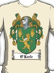 O'Keefe Coat of Arms (Cork) T-Shirt