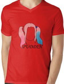 My Puddin!! Mens V-Neck T-Shirt