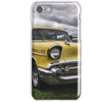 1957 Chevy iPhone Case/Skin