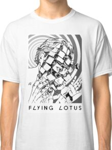 Flying Lotus Dead Man's Tetris Classic T-Shirt