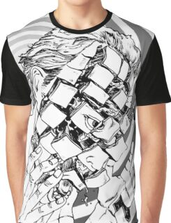 Flying Lotus Dead Man's Tetris Graphic T-Shirt