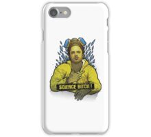 Breaking Bad - Science Bitch ! iPhone Case/Skin