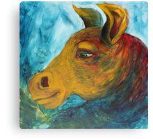 Phantastical Horse Canvas Print