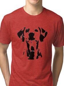 Dalmatian | Dogs Tri-blend T-Shirt