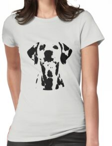 Dalmatian | Dogs Womens Fitted T-Shirt