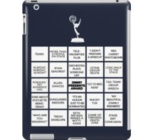 Emmy Awards Show Bingo iPad Case/Skin