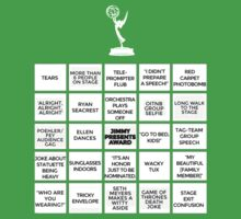 Emmy Awards Show Bingo Kids Clothes