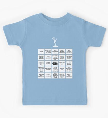Emmy Awards Show Bingo Kids Tee