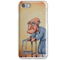 Herbert the Pervert from Family Guy iPhone Case/Skin