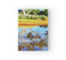 Desert Reflections Hardcover Journal