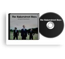 Sherlock Holmes - The Bakerstreet Boys Canvas Print