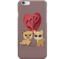 Cats ( 2220 Views) iPhone Case/Skin
