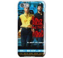 Boyz N The Hood Cover iPhone Case/Skin