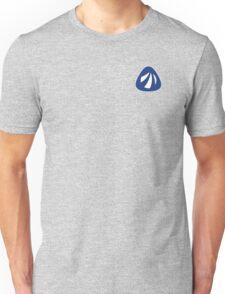 Antergos Logo Flat Unisex T-Shirt