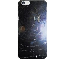 Surf the Web for Halloween iPhone Case/Skin