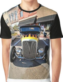Fast Flames 1 Graphic T-Shirt