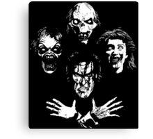 Evil Dead Rhapsody Canvas Print