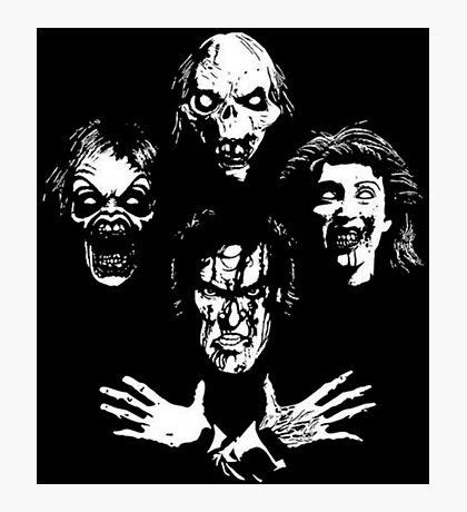 Evil Dead Rhapsody Photographic Print