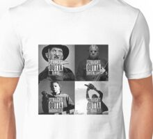 straight outta horror film Unisex T-Shirt