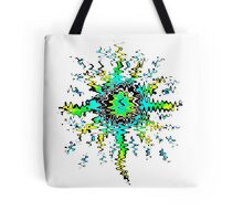 Crazy Eye Bye Bye Tote Bag