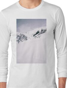 Slope In Zillertal Long Sleeve T-Shirt