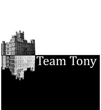 Downton Abbey Team Tony Sticker