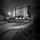 Michigan Central Station by Jon  DeBoer