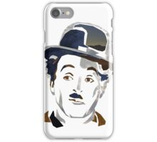 Charles Chaplin iPhone Case/Skin