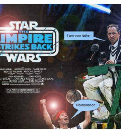 Star Wars - The Umpire Strikes Back Sticker