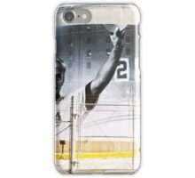 Cal Ripkin on Under Armour Title Tank, Baltimore iPhone Case/Skin
