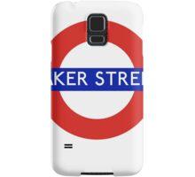 Fandom Tube- Baker Street Samsung Galaxy Case/Skin
