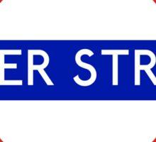 Fandom Tube- Baker Street Sticker