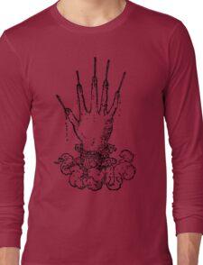 Devises Héroïques - The Hand Of Glory (black) Long Sleeve T-Shirt