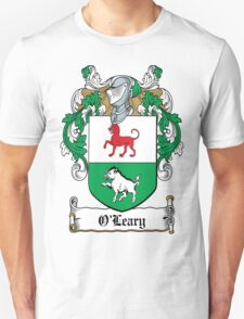 O'Leary Coat of Arms (Cork) T-Shirt