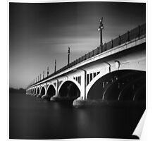 MacArthur Bridge Poster
